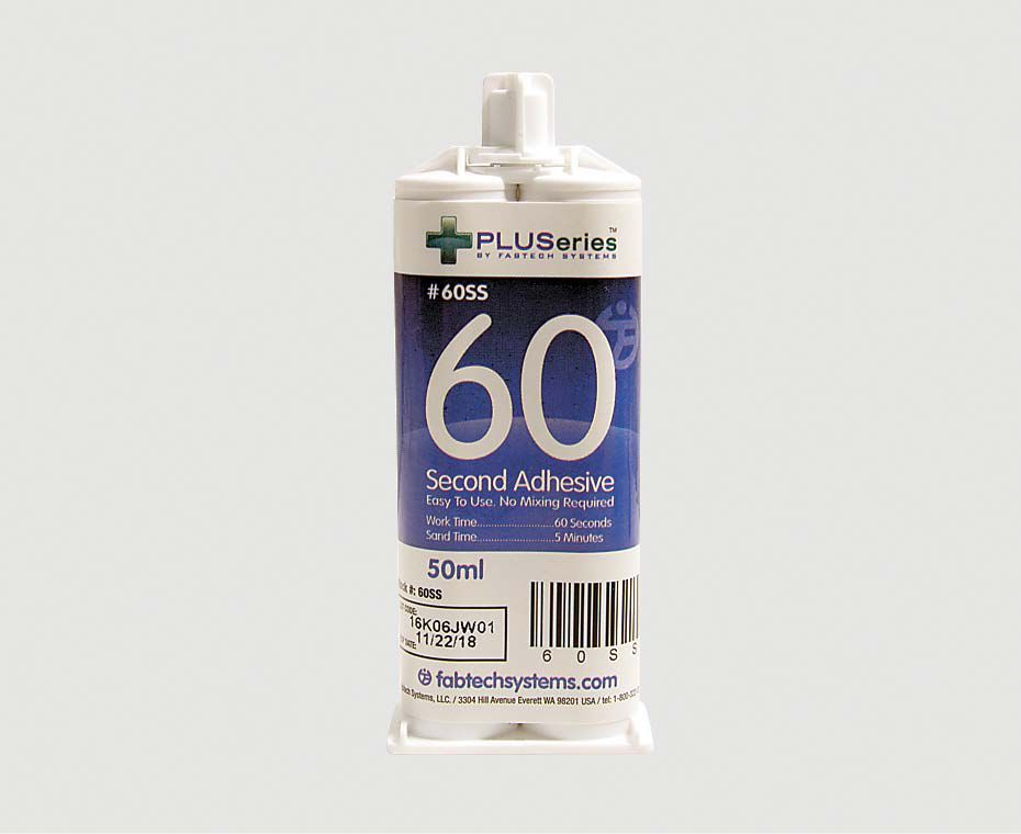 60SS PLUSeries 50 ml 60 Second Adhesive (Small)